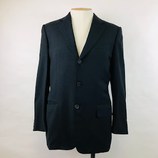 Gucci 3-Button Blazer