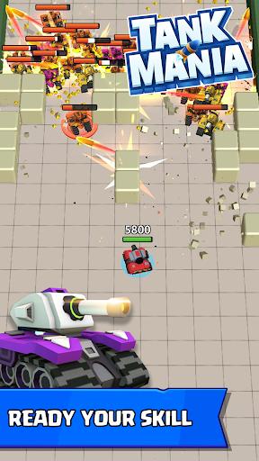 Code Triche Tank Mania APK MOD screenshots 5
