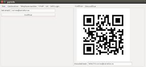 Como crear un código QR para WiFi con GQRCode en Ubuntu - 4