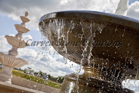 Exterior, Fountains, Showroom, Tiered, Urn