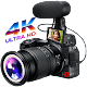 4k HD DVD Camera ve Video for PC-Windows 7,8,10 and Mac
