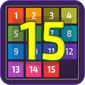 15 Puzzle - Classic Fifteen Number Game
