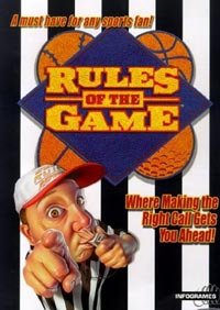 Rules of the Game - Review By Alan Cranford
