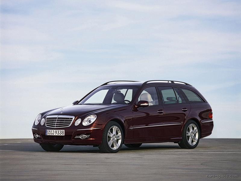 2005 Mercedes-Benz E-Class Wagon Specifications, Pictures ...