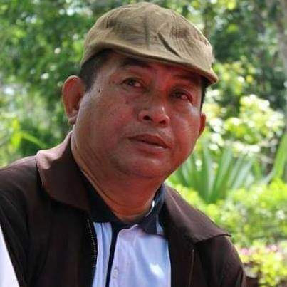 Bung Johan, Penulis Puisi Tanah Bumbu Tutup Usia