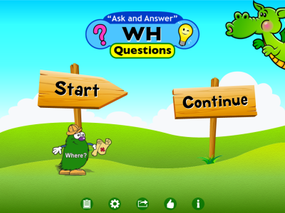 WH Question Cards Pro Main Page