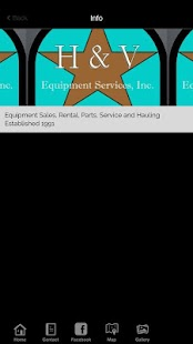 H & V Equipment Services- screenshot thumbnail