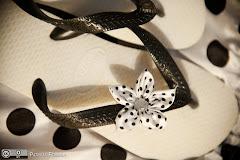 Foto 0018. Marcadores: 17/07/2010, Casamento Fabiana e Johnny, Havaianas, Lembrancinha, Rio de Janeiro