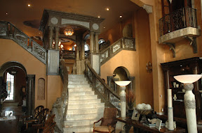 Architecture, Gallery, Interior, Marble, Staircases, Stairs