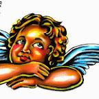 Photo - Angel and Demon Tattoos Designs