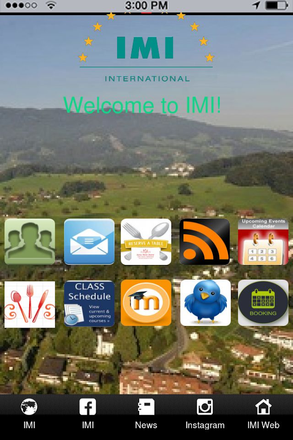 IMI - LUZERN- screenshot