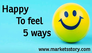 If you too want happiness then follow the following 5 ways Happiness is for sure.