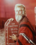 Charlton Heston, The Ten Commandments