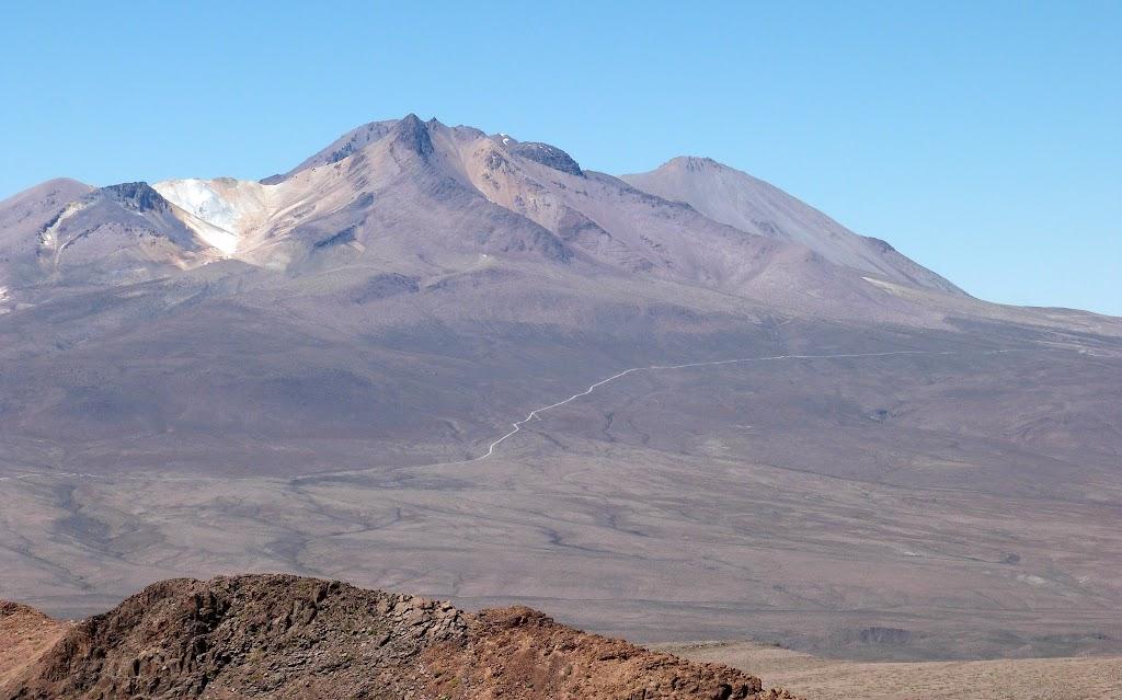Chile Bergtour Suriplaza bei Putre in Nordchile