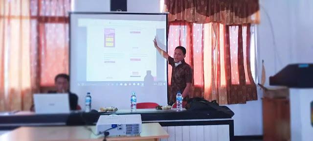 Arief Syarif: Laporan konvergensi pencegahan stunting jadi syarat pencairan Dana Desa. Bimtek e-HDW dan e-DMC di Wanayasa