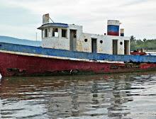 Barahona: Remorcador Tanac V se destruye en aguas del mar caribe