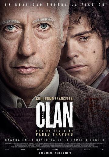 El Clan Η Φαμίλια Poster
