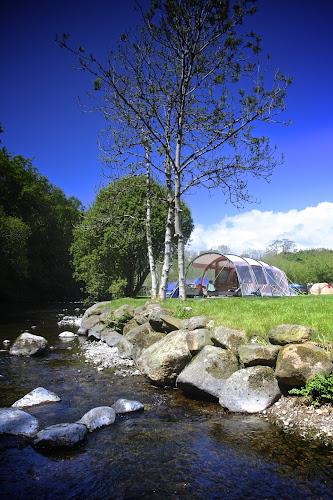 Camping  at RIVERSIDE CAMPING