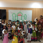 Eid Celebration by Sr. KG ( 2016-17) at Witty World, Bangur Nagar on 5th July, 2016