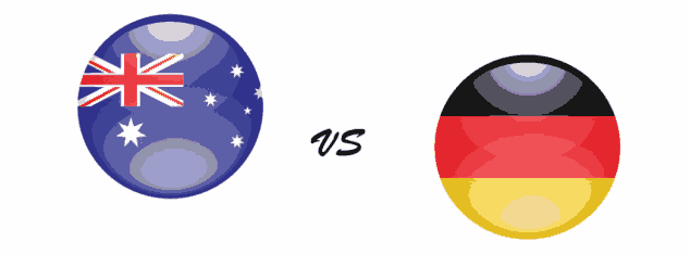 Germany vs Australia Confederation Cup Match Highlight