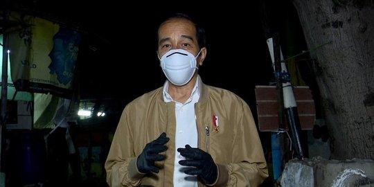 Jokowi Ingatkan Jajarannya Hati-Hati Bicara, Jangan Sampai Rakyat Frustasi