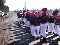 Desfile Pangue