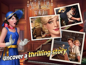 Pearl's Peril - Hidden Object Game APK screenshot thumbnail 7