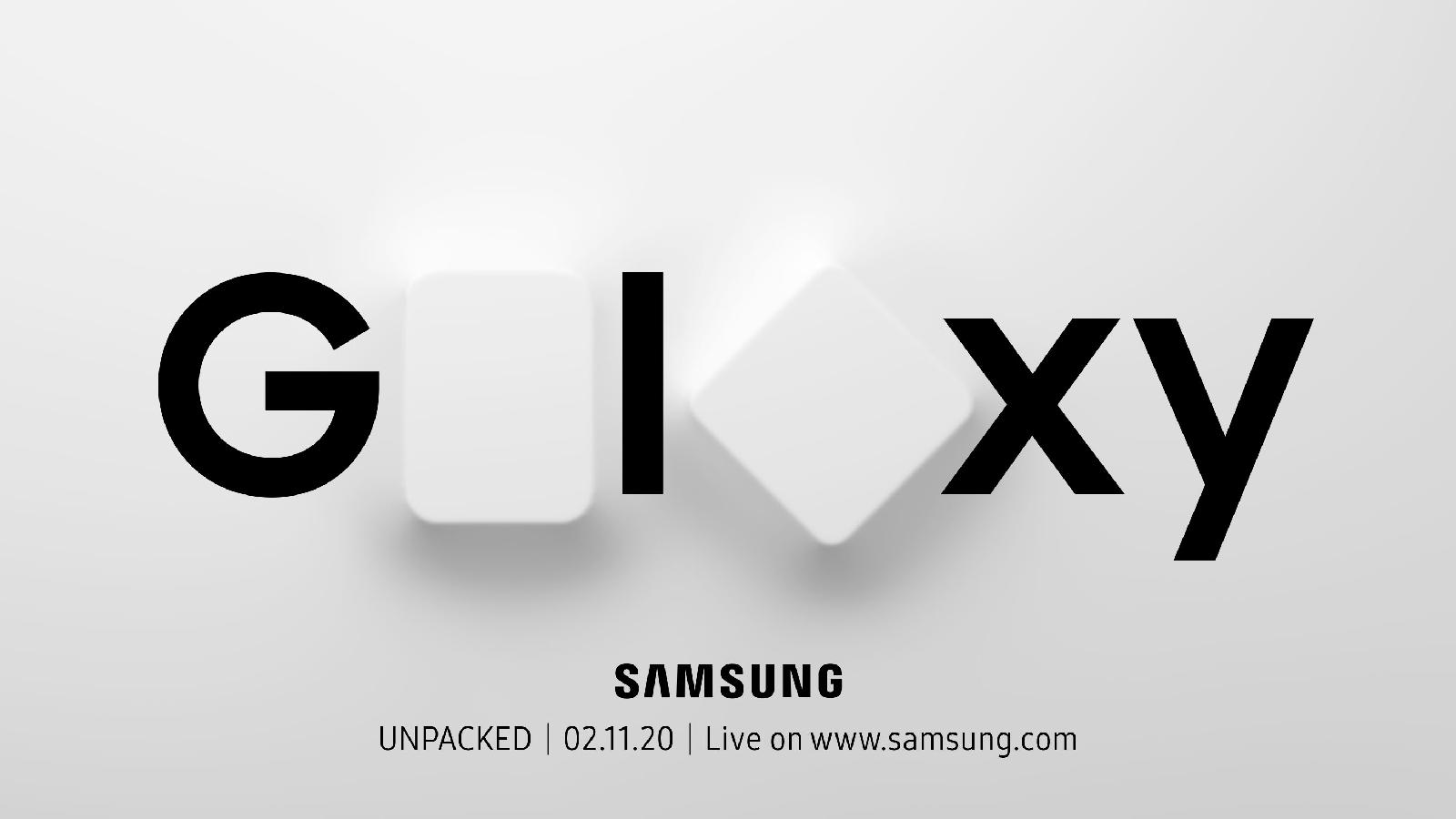 """เตรียมเกาะขอบจอ! รับชมถ่ายทอดสด """"Samsung Galaxy Unpacked 2020"""" ส่งตรงจากซานฟรานซิสโก พร้อมกันทั่วโลก 11 กุมภาพันธ์ นี้"""