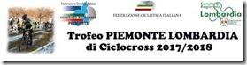 Trofeo Piemonte Lombardia Ciclocross 2017-2018