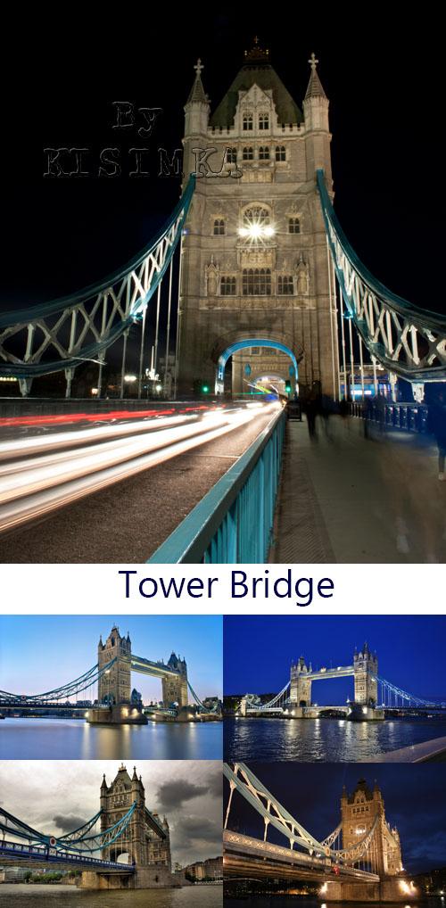 Stock Photo: Tower Bridge