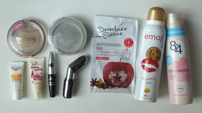 Kosmetikmord April 2018 Empties