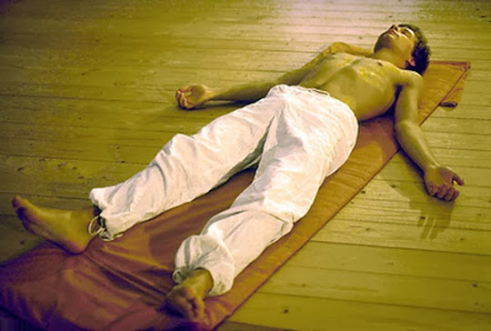 Postura del cadaver