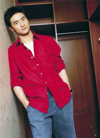 Tian Liang China Actor