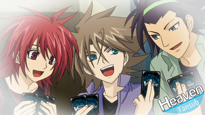 CardFight! Vanguard - Ep 49