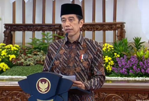 Buka Kongres HMI, Presiden Jokowi Berpesan Agar HMI Tumbuh Bersama Zaman