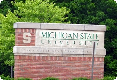 Michigan State University.