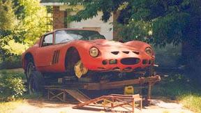 Abandoned Datsun 240Z Kit