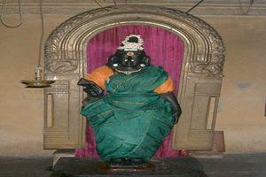 Thiruchemponpalli (Semponarkoil) Temple Goddess Suguntha Kundalambikai
