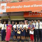 Visit to Bank of Baroda (XI-XII Commerce) 8-8-14
