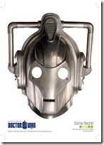 mascaras doctor who (2)