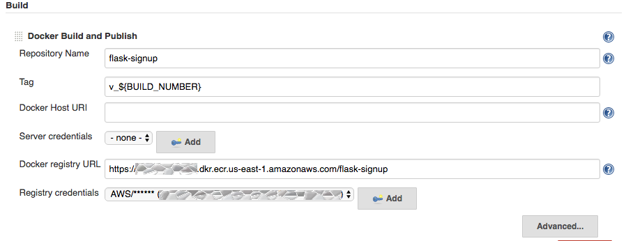 Jenkins users - Amazon ECR Plugin not providing credentials