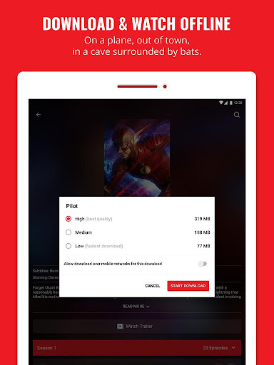 iflix: Tons of popular TV shows and Movies screenshot 20