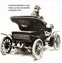 Ferdinand Budicki i Opel