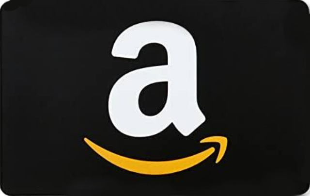 $50 USD Amazon Gift Card