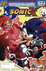 Actualización 30/09/2017. Se agrega el numero 16 de Sonic X por Pablo_Av para The Tails Archive y La casita de Amy Rose.