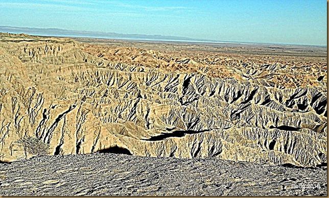 Salton Sea to the east