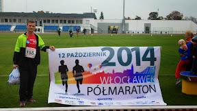 I Półmaraton Włocławek (12 października 2014)