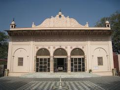 Home of Sri Radha Mohanji, Munger Mandir Vrindavan