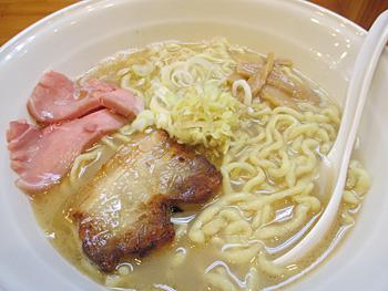 生姜ラーメンの麺処美空