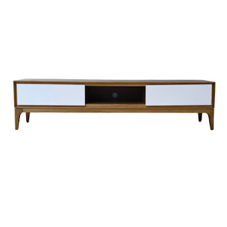 RC Danish Console Table